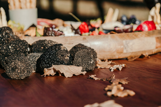 Join the hunt for winter truffles + lunch