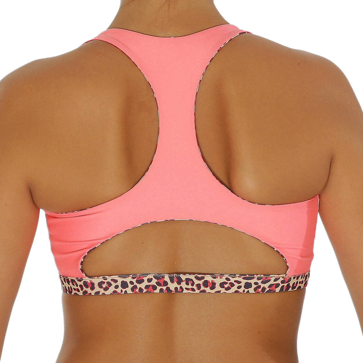 COCONUTS Eco Surf Top - Leopard