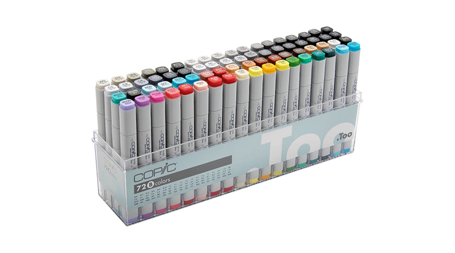 The History of Copic