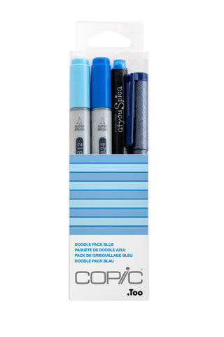 Ciao DOODLE KIT PACK BLUE