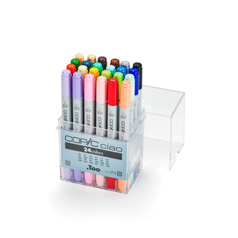 CIAO MARKER 24PC BASIC SET