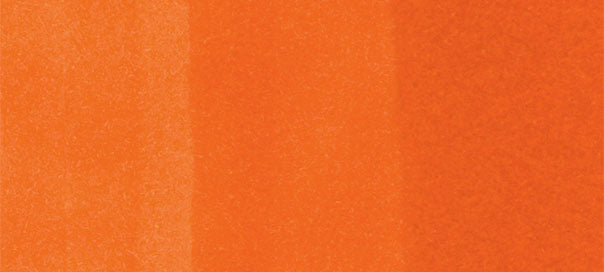 YR07 : Cadmium Orange