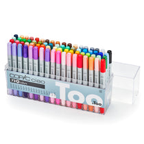 CIAO MARKER 72PC SET A