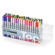 CIAO MARKER 72PC SET B