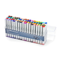 SKETCH MARKER 72PC SET D
