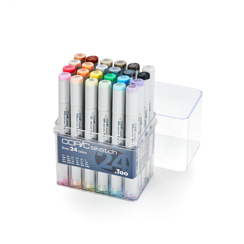 SKETCH MARKER Basic 24PC SET