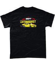 Load image into Gallery viewer, Drift Enthusiast Car Tee