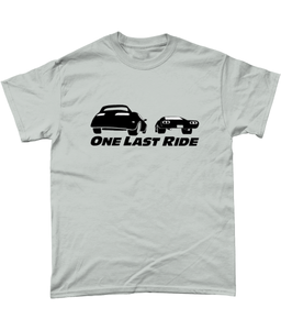 One Last Ride Memory Road Tee