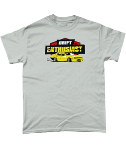 Drift Enthusiast Car Tee