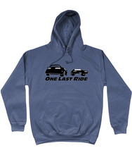Load image into Gallery viewer, One Last Ride Memory Road Hoodie