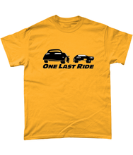 Load image into Gallery viewer, One Last Ride Memory Road Tee