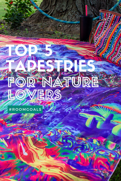 Top 5 Tapestries for Nature Lovers