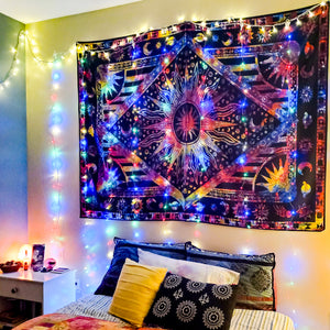 Dancing Twinkle Lights Curtain | 3 Colors