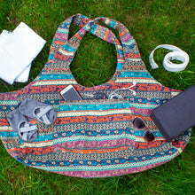 Load image into Gallery viewer, Bohemian Sling Yoga Bag