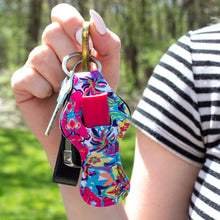 Load image into Gallery viewer, Lipstick/Chapstick Keychains (Set of 3) SHIPPING IN 3 WEEKS