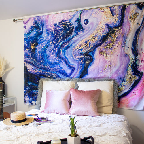 Geode Tapestry | 2 Colors
