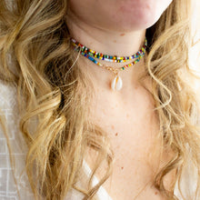 Load image into Gallery viewer, Cornelia Shell Choker