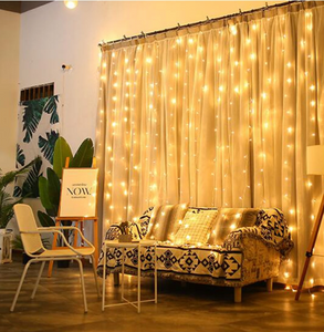 Twinkle Lights Curtain | 2 Colors