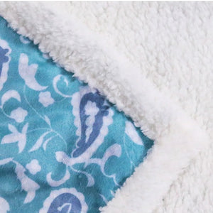 Ambition Fleece Blanket