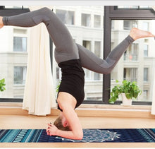 Load image into Gallery viewer, Indigo Yoga Mat (6mm)