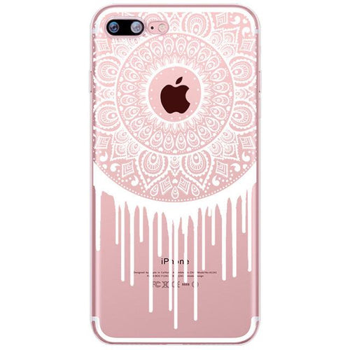 Mandala Drip (iPhone) Case