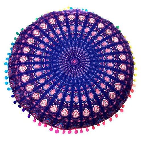 Passion Floor Cushion Cover