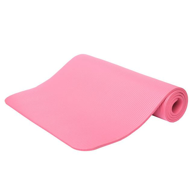 Pastel Yoga Mat (10mm)