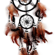 Load image into Gallery viewer, Seashell Dreamcatcher