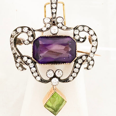 Suffragette Jewelry