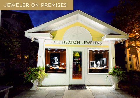 JE Heaton Jewelers Millbrook Location