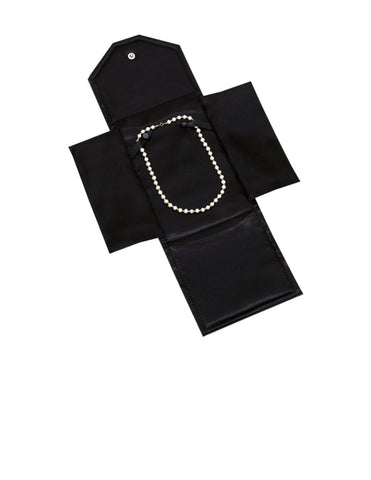 Extra Large Pearl Necklace Folder