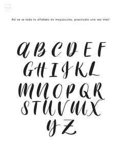 LETTERING EBOOK PARTE 1 - (LETRAS) LIBRO DIGITAL
