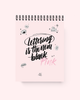 LETTERING IS THE NEW PINK (FÍSICO)