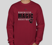 Load image into Gallery viewer, Manchester Magic Long-sleeve Tee Shirt