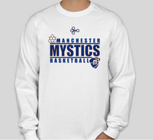 Load image into Gallery viewer, Manchester Mystics Long-sleeve Tee Shirt