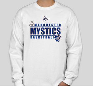Manchester Mystics Long-sleeve Tee Shirt