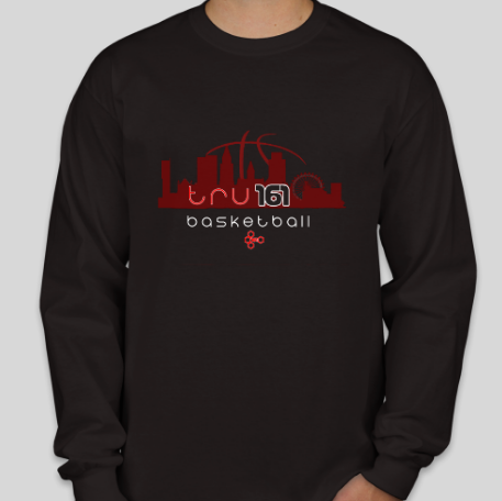 Team tru161 Long Sleeve Tee Shirt
