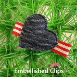 Embellished Clips