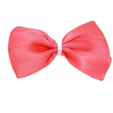 Hair accessories for girls - bella hair bow satin watermelon Hair accessories for girls Hair accessories for baby - Pinkberry Kisses