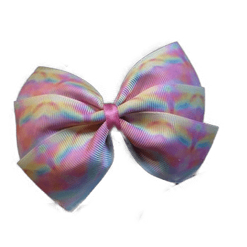 Sweetheart Bow - Pastels (4 Options) - Pinkberry Kisses