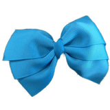 Sweetheart Bow - Plain Colours (10 colour options) - Pinkberry Kisses