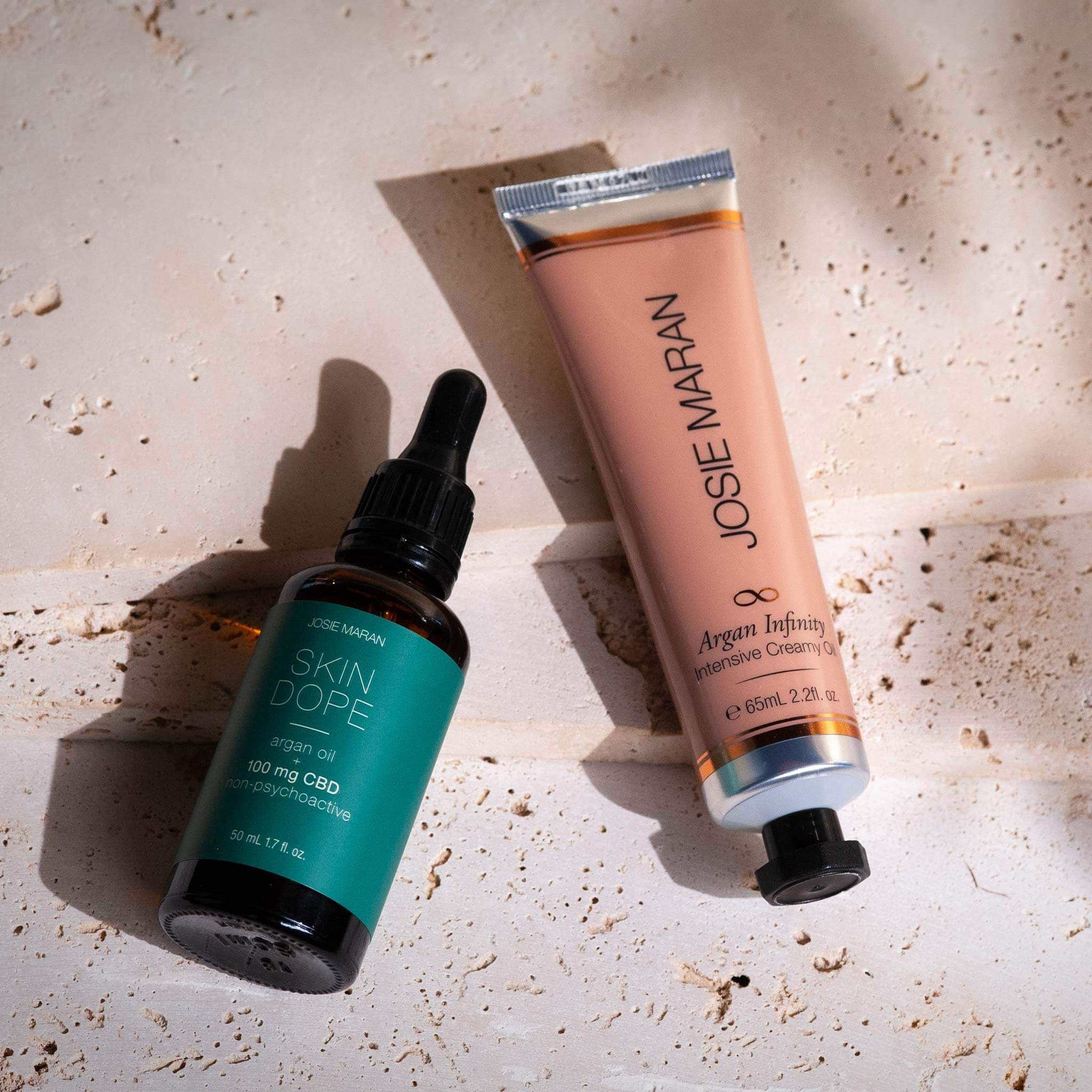 Ultimate Argan Hydration Duo