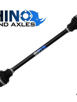Polaris RZR 800 Long Travel Axles - Rhino Brand