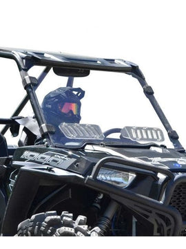 Polaris RZR XP 1000 Scratch Resistant Vented Full Windshield