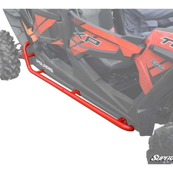 Polaris RZR XP 4 1000 Rock Sliding Nerf Bars