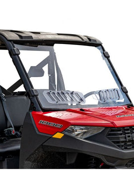 Polaris Ranger XP 1000 Scratch Resistant Vented Full Windshield