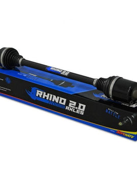 Polaris RZR 800 Heavy Duty Axles - Rhino 2.0