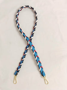 Braid Strap in Blue
