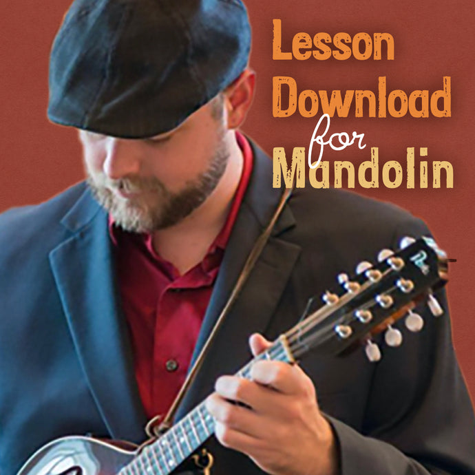 How to Play Chinquapin Hunting on Mandolin - Advanced Lesson Download