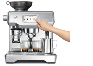 Breville BES990BSSUSC Fully Automatic Espresso Machine, Oracle Touch Review